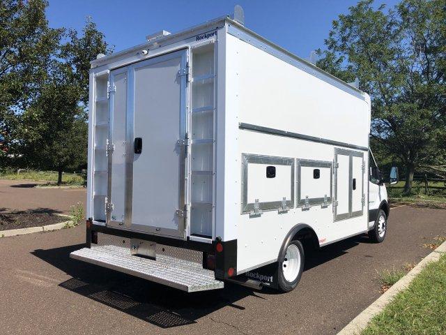2019 Transit 350 HD DRW 4x2,  Rockport Workport Service Utility Van #FLU35024 - photo 7