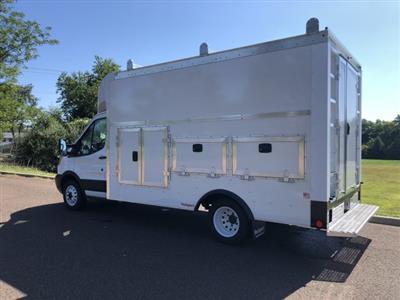 2019 Transit 350 HD DRW 4x2,  Rockport Workport Service Utility Van #FLU35024 - photo 2