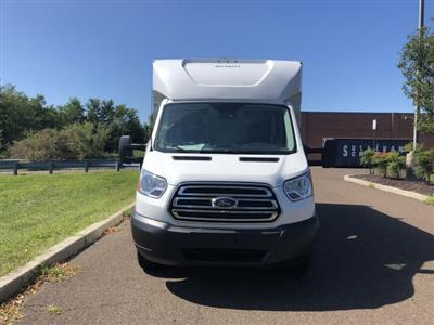 2019 Transit 350 HD DRW 4x2,  Rockport Workport Service Utility Van #FLU35024 - photo 9