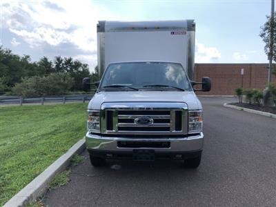 2019 E-450 4x2, Morgan Parcel Aluminum Cutaway Van #FLU35040 - photo 3