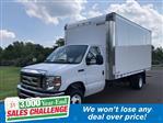 2019 E-450 4x2,  Morgan Parcel Aluminum Cutaway Van #FLU35040 - photo 1