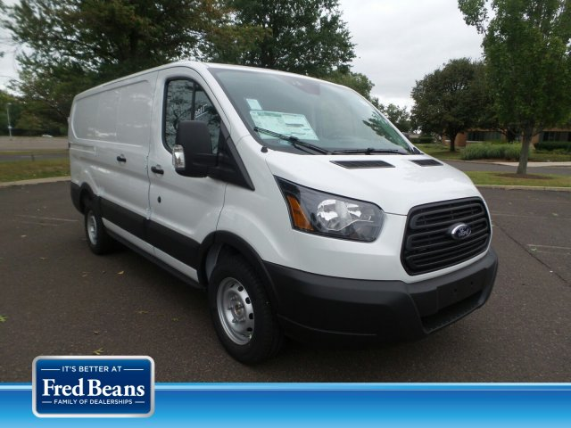 2019 Transit 150 Low Roof 4x2,  Empty Cargo Van #FLU35055 - photo 1