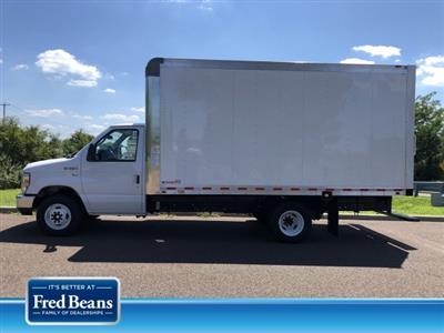 2019 E-350 4x2, Morgan Parcel Aluminum Cutaway Van #FLU35060 - photo 1