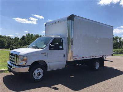 2019 E-350 4x2, Morgan Parcel Aluminum Cutaway Van #FLU35060 - photo 3