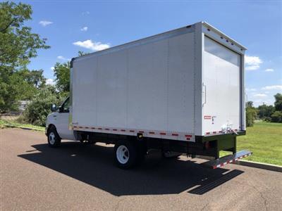 2019 E-350 4x2, Morgan Parcel Aluminum Cutaway Van #FLU35060 - photo 2