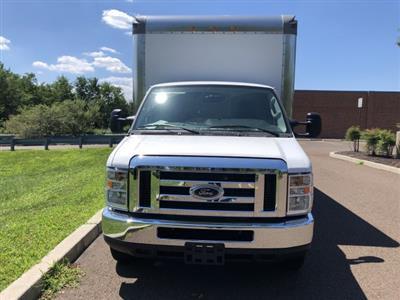 2019 E-350 4x2, Morgan Parcel Aluminum Cutaway Van #FLU35060 - photo 8
