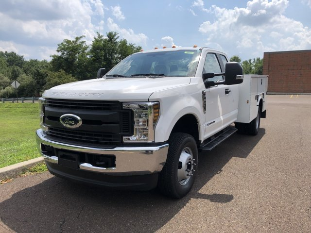 2019 F-350 Super Cab DRW 4x4, Knapheide Standard Service Body #FLU35061 - photo 9