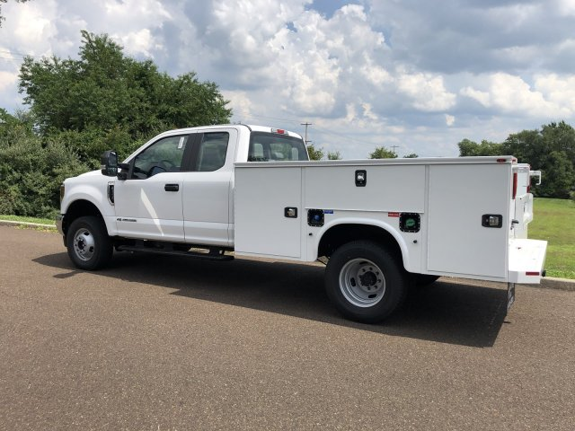 2019 F-350 Super Cab DRW 4x4, Knapheide Standard Service Body #FLU35061 - photo 4