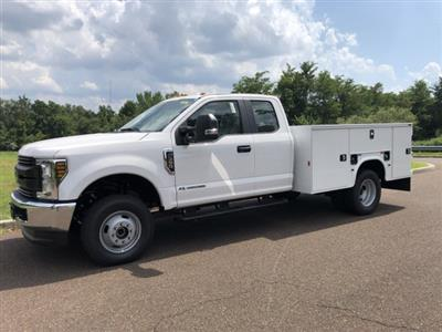 2019 F-350 Super Cab DRW 4x4, Knapheide Standard Service Body #FLU35061 - photo 3