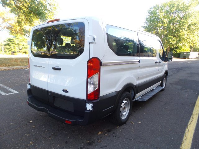 2019 Transit 150 Low Roof 4x2, Passenger Wagon #FLU35078 - photo 2