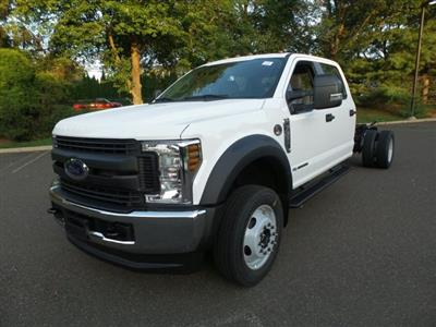 2019 F-550 Crew Cab DRW 4x4, Cab Chassis #FLU35080 - photo 3