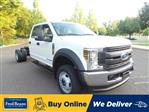 2019 F-550 Crew Cab DRW 4x4, Cab Chassis #FLU35080 - photo 1