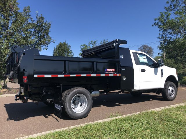 2019 F-350 Regular Cab DRW 4x4, Morgan Dump Body #FLU35082 - photo 6