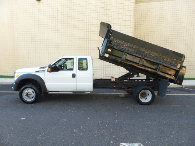 2015 F-550 Super Cab DRW 4x4,  Dump Body #FLU350931 - photo 5