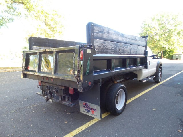 2015 F-550 Super Cab DRW 4x4,  Dump Body #FLU350931 - photo 2