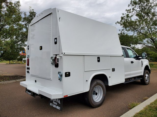 2019 F-350 Super Cab DRW 4x4,  Knapheide KUVcc Service Body #FLU35121 - photo 7