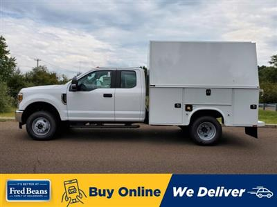 2019 F-350 Super Cab DRW 4x4,  Knapheide KUVcc Service Body #FLU35121 - photo 1
