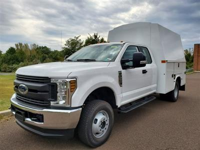 2019 F-350 Super Cab DRW 4x4,  Knapheide KUVcc Service Body #FLU35121 - photo 3