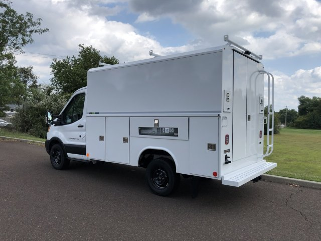 2019 Transit 350 4x2, Reading Aluminum CSV Service Utility Van #FLU35142 - photo 3