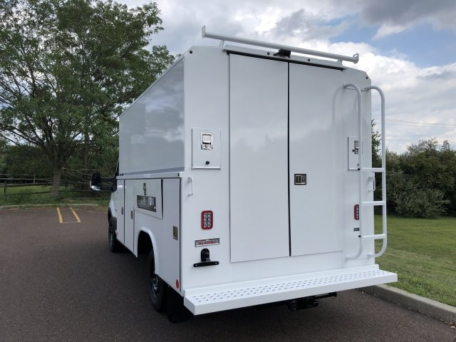 2019 Transit 350 4x2, Reading Aluminum CSV Service Utility Van #FLU35142 - photo 4