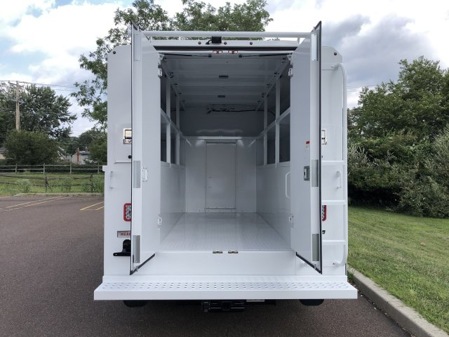 2019 Transit 350 4x2, Reading Aluminum CSV Service Utility Van #FLU35142 - photo 8