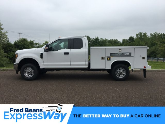 2019 F-350 Super Cab 4x4, Duramag Service Body #FLU35161 - photo 1