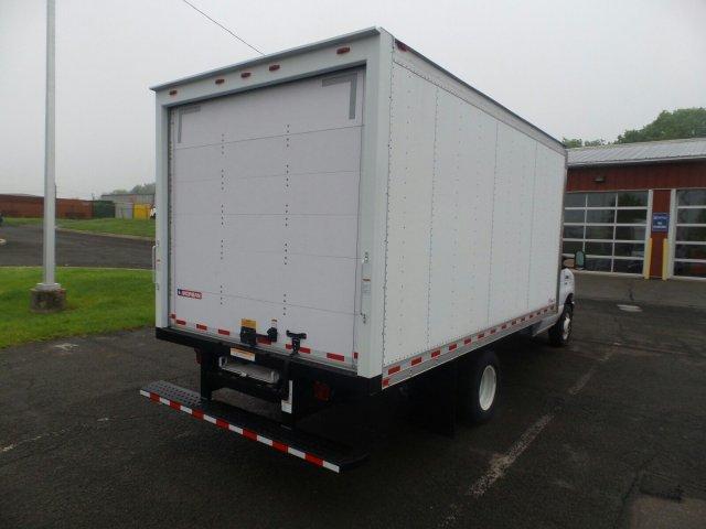 2019 E-350 4x2, Morgan Parcel Aluminum Cutaway Van #FLU35170 - photo 2