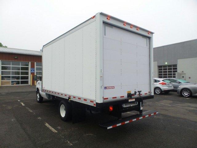 2019 E-350 4x2, Morgan Parcel Aluminum Cutaway Van #FLU35170 - photo 7