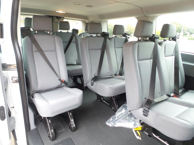 2019 Transit 150 Low Roof 4x2, Passenger Wagon #FLU35206 - photo 11