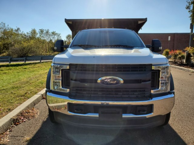 2019 Ford F-450 Super Cab DRW 4x4, Freedom Canyon Landscape Dump #FLU35210 - photo 7