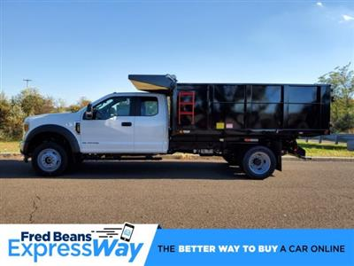 2019 Ford F-450 Super Cab DRW 4x4, Freedom Canyon Landscape Dump #FLU35210 - photo 1