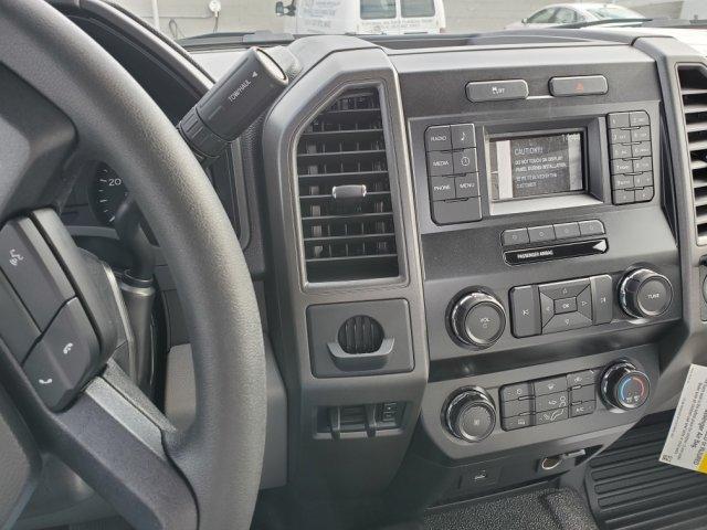 2019 F-550 Regular Cab DRW 4x4, Switch N Go Drop Box Hooklift Body #FLU35239 - photo 4
