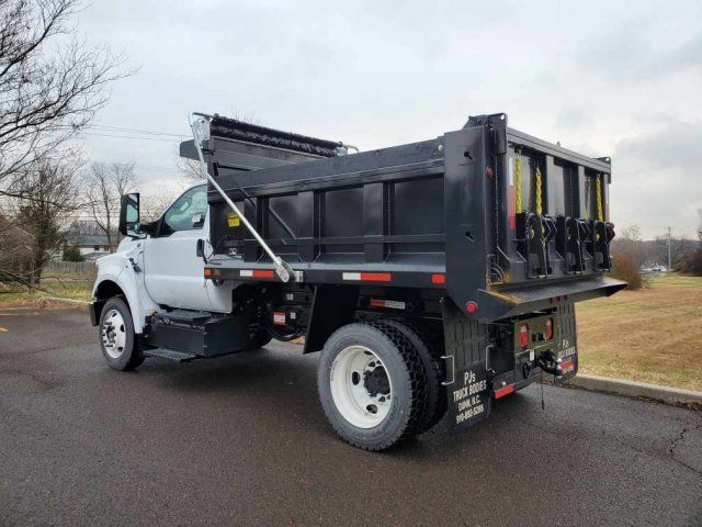2019 F-650 Regular Cab DRW 4x2, Godwin 300T Dump Body #FLU35246 - photo 2