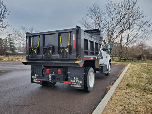 2019 F-650 Regular Cab DRW 4x2, Godwin 300T Dump Body #FLU35246 - photo 4