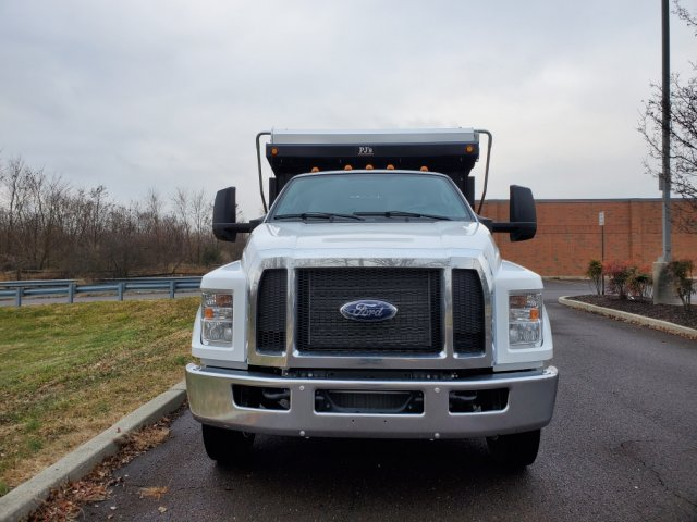 2019 F-650 Regular Cab DRW 4x2, Godwin 300T Dump Body #FLU35246 - photo 5