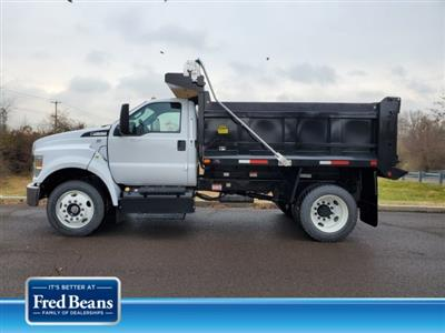 2019 F-650 Regular Cab DRW 4x2, Godwin 300T Dump Body #FLU35246 - photo 1