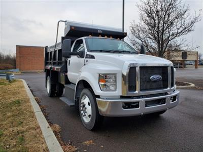 2019 F-650 Regular Cab DRW 4x2, Godwin 300T Dump Body #FLU35246 - photo 6