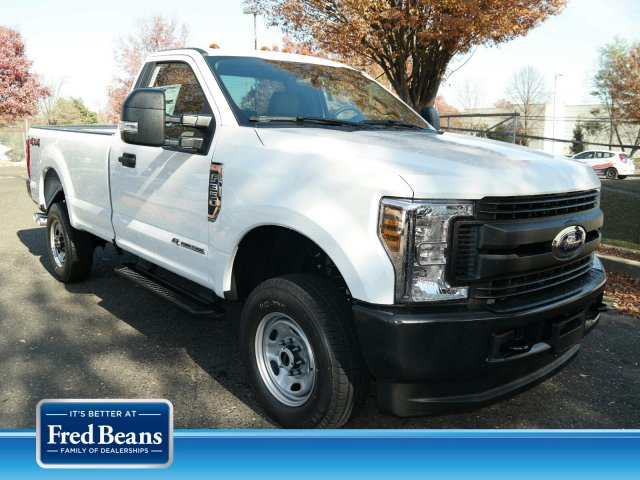 2019 F-350 Regular Cab 4x4, Pickup #FLU35259 - photo 1