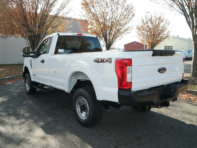 2019 F-350 Regular Cab 4x4, Pickup #FLU35259 - photo 9