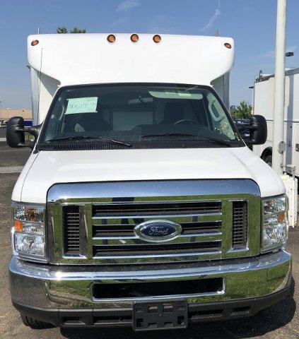 2019 E-350 4x2, Supreme Spartan Service Utility Van #FLU35288 - photo 3
