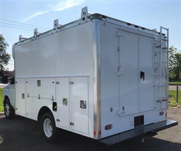 2019 E-350 4x2, Supreme Spartan Service Utility Van #FLU35288 - photo 2
