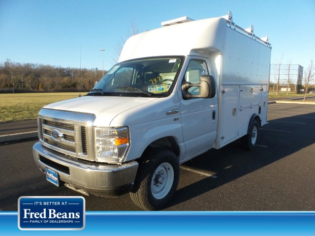 2019 E-350 4x2, Service Utility Van #FLU35295 - photo 1