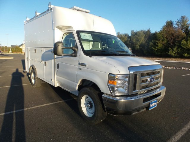 2019 E-350 4x2, Service Utility Van #FLU35295 - photo 4