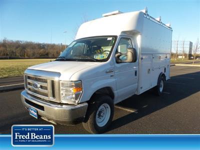 2019 E-350 4x2, Service Utility Van #FLU35295 - photo 1