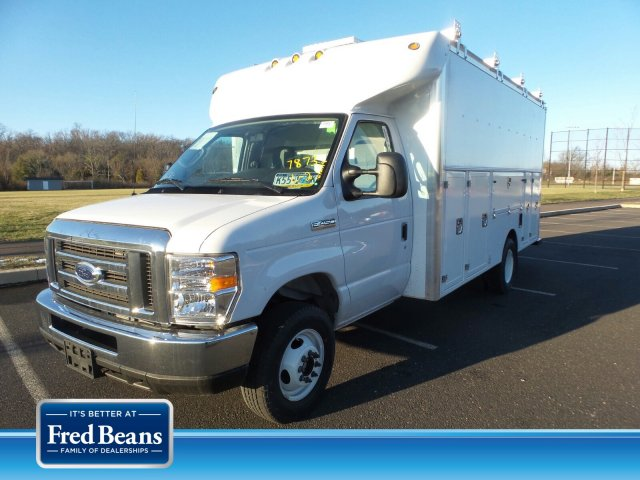 2019 E-450 4x2, Service Utility Van #FLU35298 - photo 1