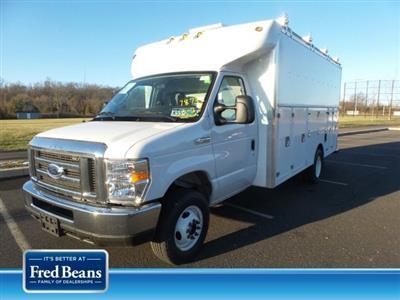 2019 E-450 4x2, Service Utility Van #FLU35298 - photo 1