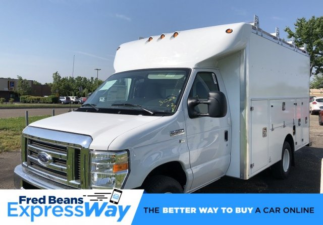 2019 E-350 4x2, Supreme Service Utility Van #FLU35309 - photo 1