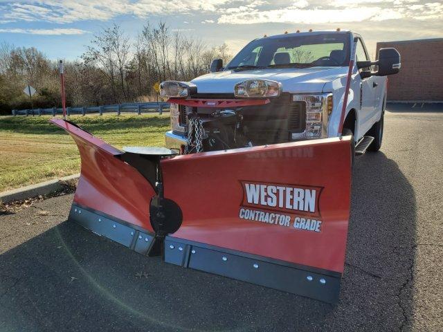 2019 F-350 Regular Cab 4x4, Western Pickup #FLU35310 - photo 1
