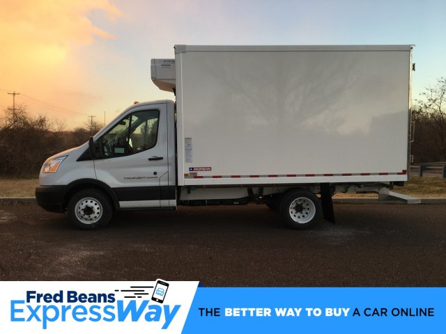 2019 Transit 350 HD DRW 4x2, Morgan Refrigerated Body #FLU35312 - photo 1