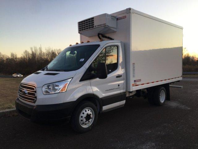 2019 Transit 350 HD DRW 4x2, Morgan NexGen Refrigerated Body #FLU35312 - photo 10